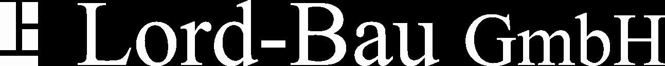 Lord-Bau GmbH Logo