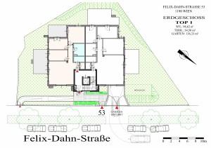 Felix-Dahn-Straße 53 - TOP 1 - EG - EB