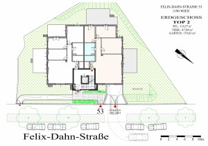 Felix-Dahn-Straße 53 - TOP 2 - EG - EB