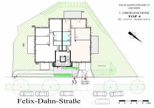 Felix-Dahn-Straße 53 - TOP 4 - 1. OG - EB