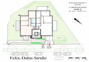 Felix-Dahn-Straße 53 - TOP 5 - 2. OG - EB