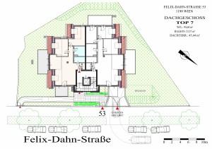 Felix-Dahn-Straße 53 - TOP 7 - DG - EB
